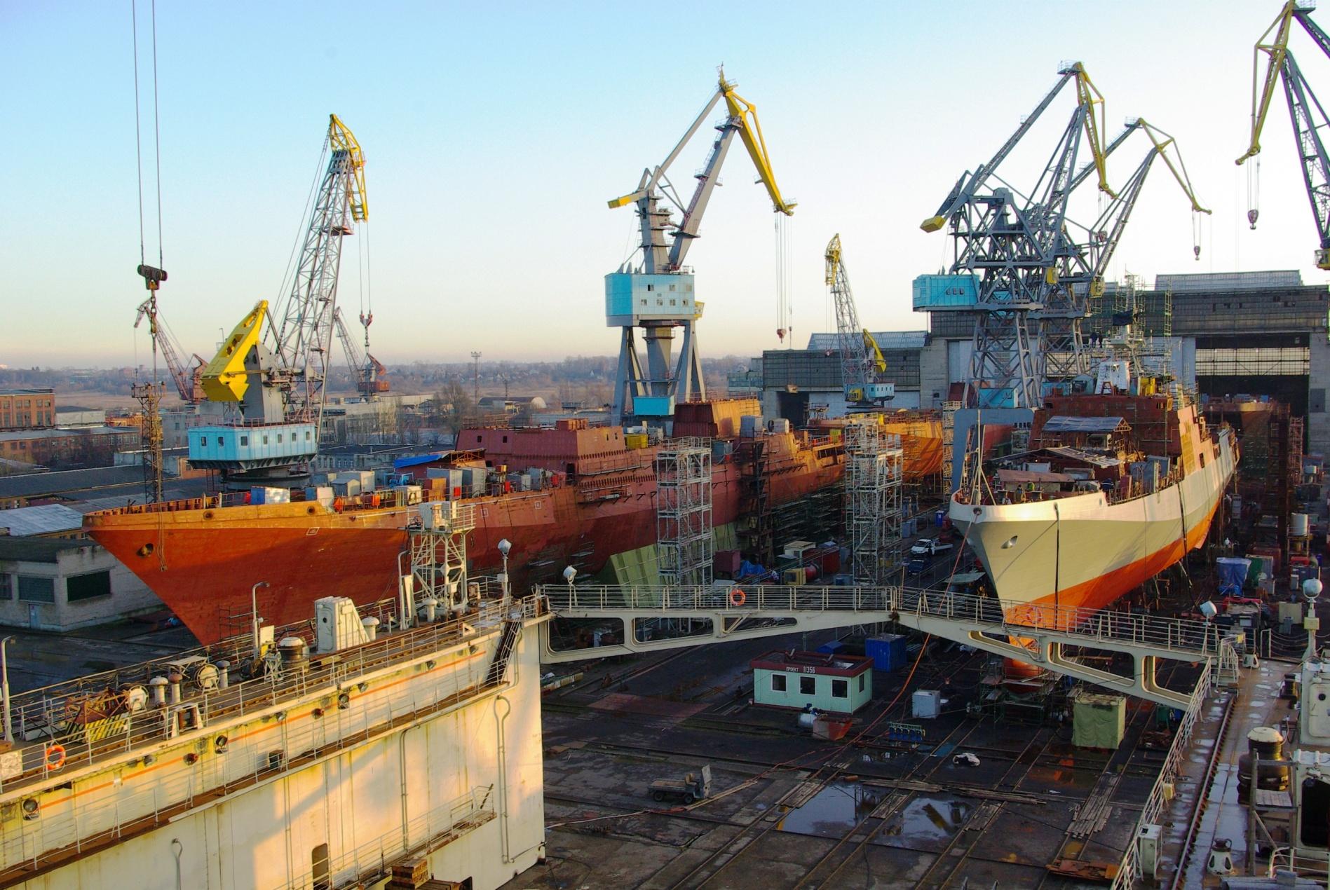 Санкт-Петербург и Туркменистан Расширят Сотрудничество в Сфере Судостроения